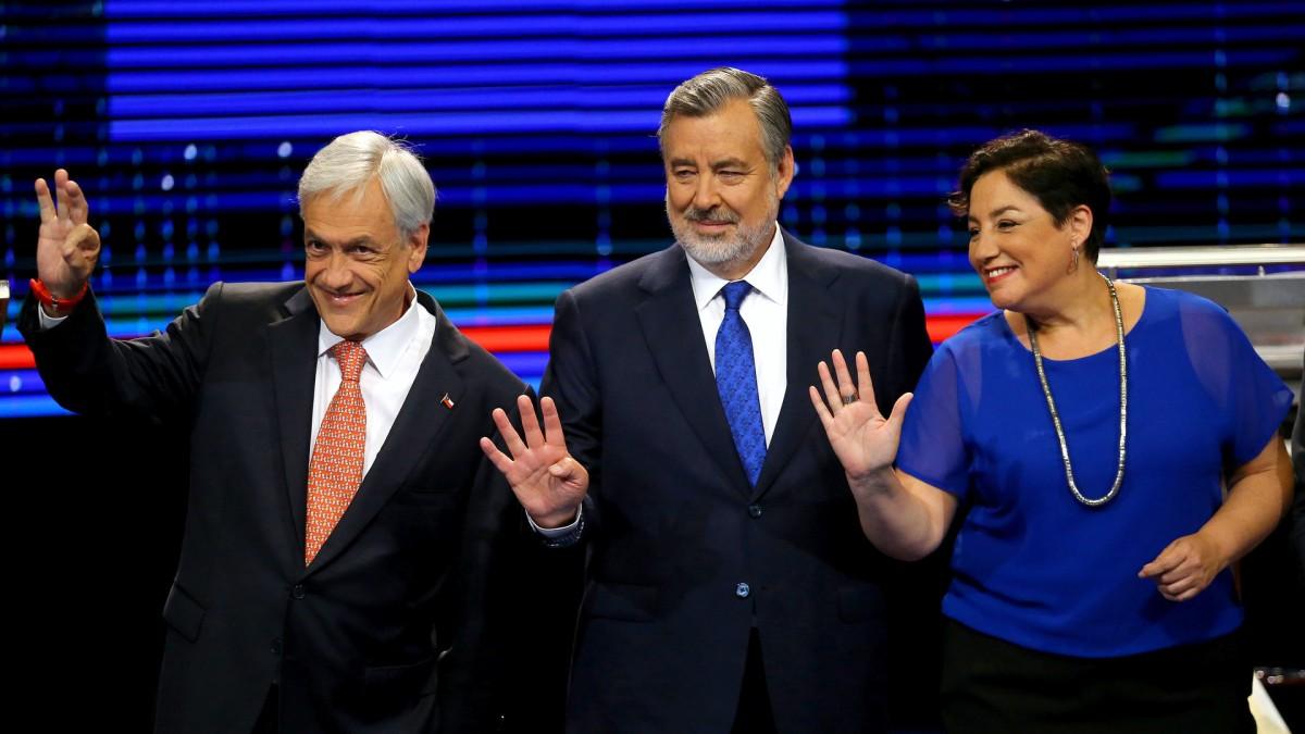 Elecciones en Chile: camino a la segundavuelta